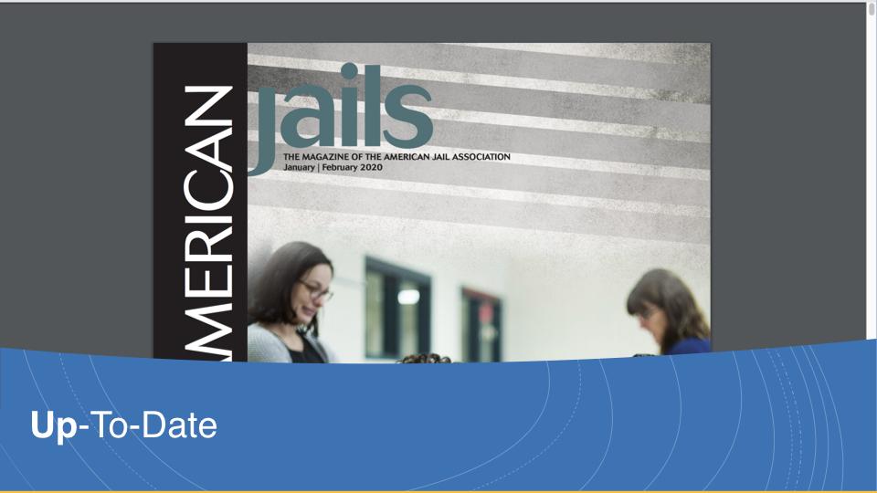 American Jails Magazine