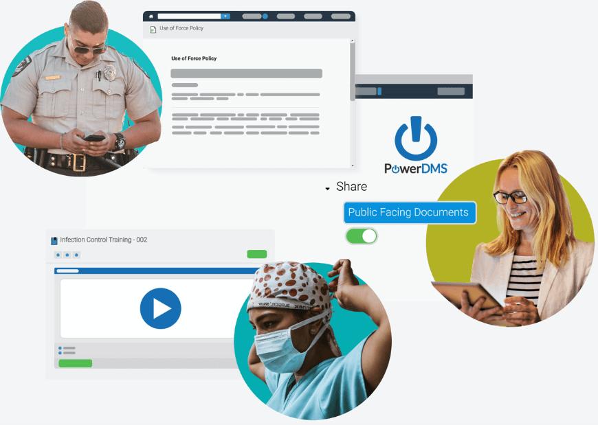powerdms-3-screens-app-screenshot-with-people-final