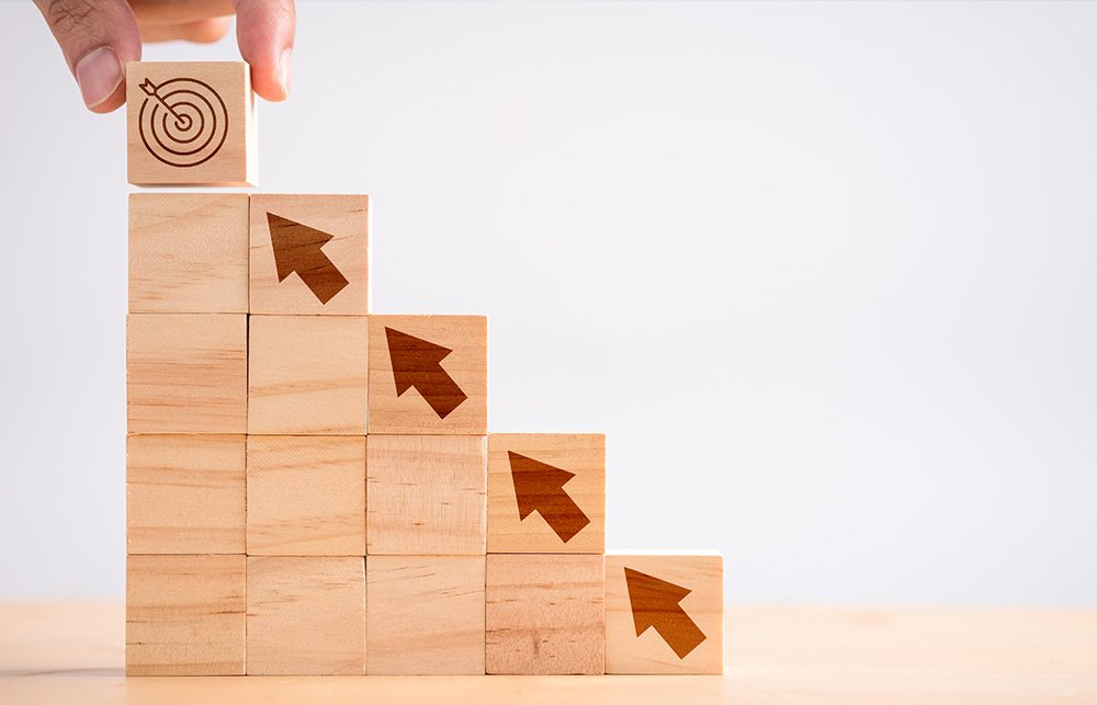 Steps to hitting business goals