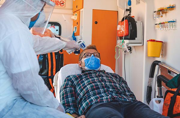 EMS patient